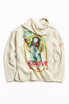 Urban Outfitters Bob Marley Exodus 40 Woven Hoodie Sweatshirt