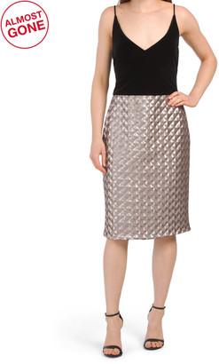 Made In Usa Finley Sheath Dress