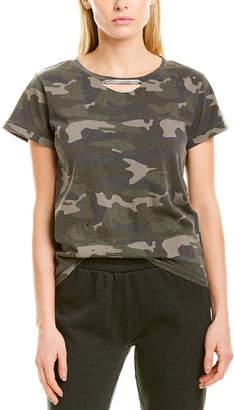 Ragdoll LA Ragdoll-La Distressed Camouflage T-Shirt