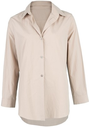 Peter Cohen Sand Cotton Jac Shirt