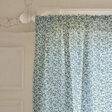 Minted Vine and Berry Curtains