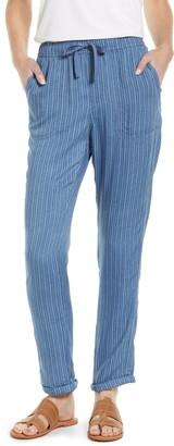 Caslon Drawcord Twill Pants