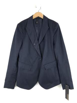 Edun Blue Cotton Jackets