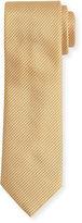 Brioni Textured Dot Neat Silk Tie