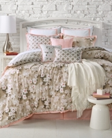 Sunham Kelly Ripa Home Anisa Reversible 10-Pc. Queen Comforter Set