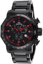 SEAPRO Seapro Coral Mens Black Ceramic Bracelet Watch