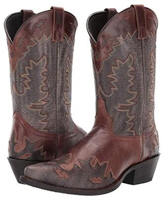Laredo Nash (Chocolate) Cowboy Boots