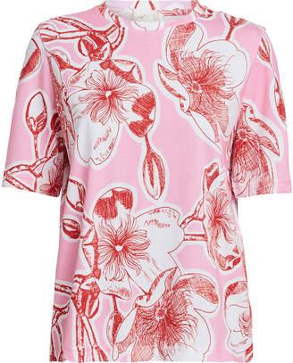Stine Goya Leonie Floral Cotton T-Shirt