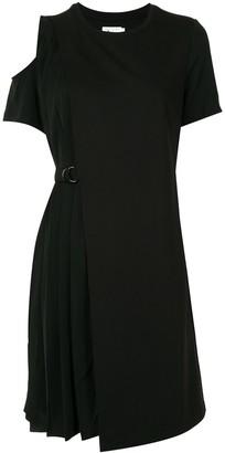 Izzue Cold Shoulder Mini Dress