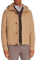 Michael Kors Hooded Cotton Jacket