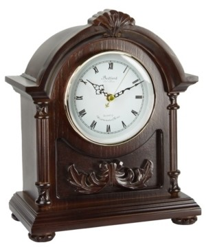 Bedford Clock Collection Mantel Clock with Chimes