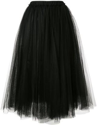 No.21 Full Midi Skirt
