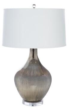 """Aidan Gray Edgar 27"""" Table Lamp (Set of 2"""