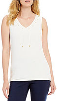 Preston & York Sandy Sleeveless Top