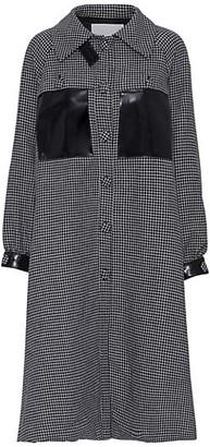 REMAIN Birger Christensen Odette Houndstooth A-Line Jacket