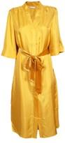 Piamita Esmeralda Robe Dress