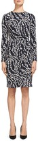 Whistles Danah Printed Dress