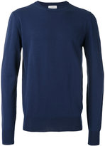Ballantyne crew neck jumper - men - Cotton/Spandex/Elastane - 46