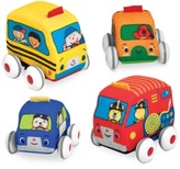 Melissa & Doug Kids' Pull-Back Vehicle Toys