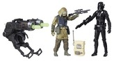 Star Wars Rogue One Imperial Death Trooper and Rebel Commando Pao Deluxe