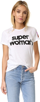 Freecity Super Woman Short Sleeve Tee