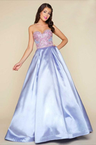 Mac Duggal Ball Gowns Style 65845H