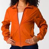 American Apparel Unisex Burnt Orange Nylon Taffeta Windbreaker