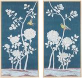 Simon Paul Scott Jardins en Fleur, Pales/Delicate Floral