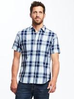 Old Navy Slim-Fit Pocket Shirt for Men