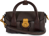 Burberry Trench leather mini barrel bag