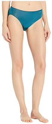 Jockey No Panty Line Promise(r) Tactel(r) Bikini (Gypsy Teal) Women's Underwear