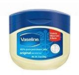 Vaseline Oyd 100 Percent Pure Petroleum Jelly Skin Protectant Original 13.0 oz. (Quantity of 6)