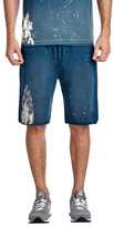 Cult of Individuality Cotton Printed Sweatshorts