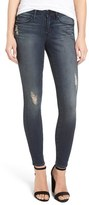 Articles of Society Women's 'Sarah' Distressed Ankle Skinny Jeans
