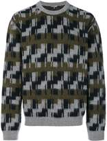 Lanvin knitted sweater