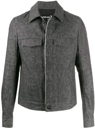 Cedric Jacquemyn Biker Jean jacket