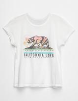 Billabong Cali Bear Love Girls Tee