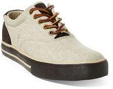 Polo Ralph Lauren Vaughn Cotton Low-Top Sneaker