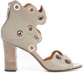 Derek Lam eyelets sandals