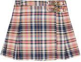 Polo Ralph Lauren Plaid Pleated Skirt