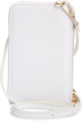 Mali & Lili Nylon Phone Crossbody Bag