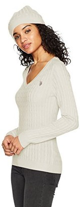 U.S. Polo Assn. Women's Pullover Sweater
