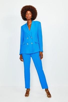 Karen Millen Soft Double Breasted Jacket