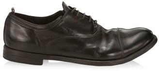 Officine Creative Arc Cap-Toe Leather Dress Shoes