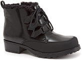 Trotters Black Box Snowflakes III Ankle Boot