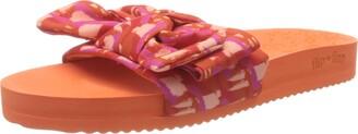 Flip*Flop Women's poolbow Paint Sandal