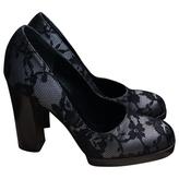 Gucci Grey Heels