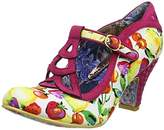 Irregular Choice Women Nicely Done Closed-Toe Pumps,39 EU