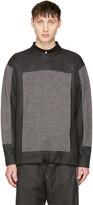 Diesel Black S-rev Sweatshirt
