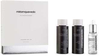 Miriam Quevedo Platinum & Diamonds Travel Size Rejuvenating Set
